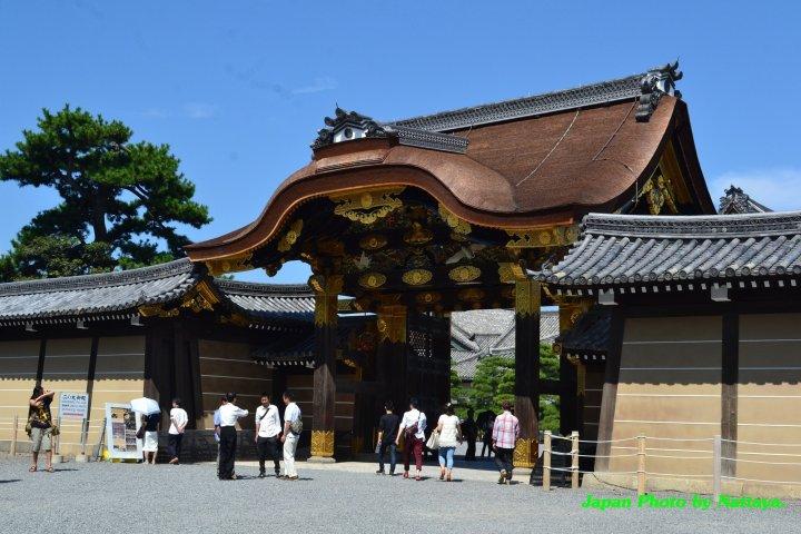 ปราสาทนิโจ ที่เกียวโต