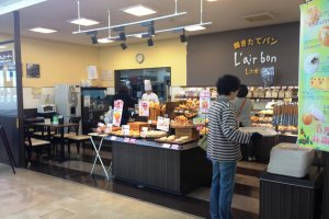 Pick up some bakery for a picnic or a road trip to Niseko and beyond.