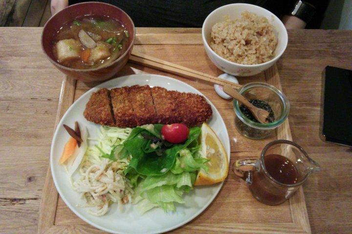 Ohisamaya Vegetarian Cafe