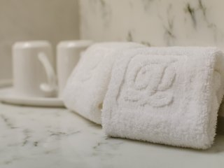 """The devil is in the details"" as they say, and The Prince Park Tower Tokyo has covered the details with the Superior Comfort room. Even the design of the hand towels has been considered to help you feel welcome and enjoy the experience."
