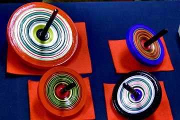 Kyoto Spinning Tops, Jackyu
