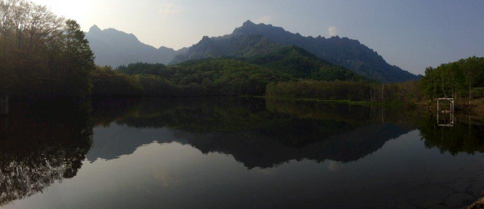 Togakushi's Lake Kagami-ike