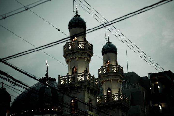 La Mosquée de Kobe