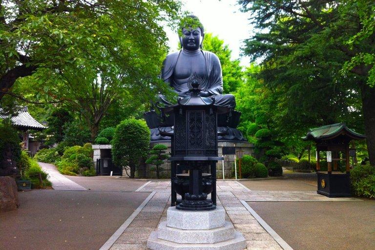 Le Grand Bouddha de Tokyo