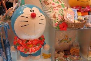 纪念品店的哆啦A梦~aloha 夏威夷限定