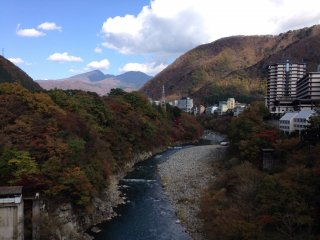 KinugawaOnsen area is easily accessible from Nasu, with many onsen hotels and public onsen as well as local sights