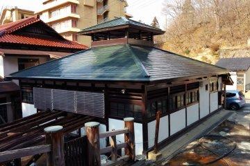 Taki no Yu Hot Spring in Naruko