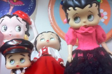 Tin Toy and Doll Museum at Karasuma