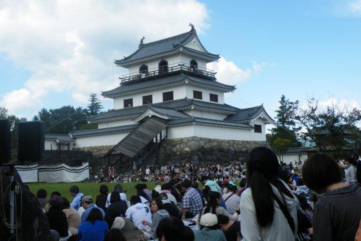 Samurai Showdown at Shiroishi-jo