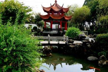 Yomei-en Chinese Garden