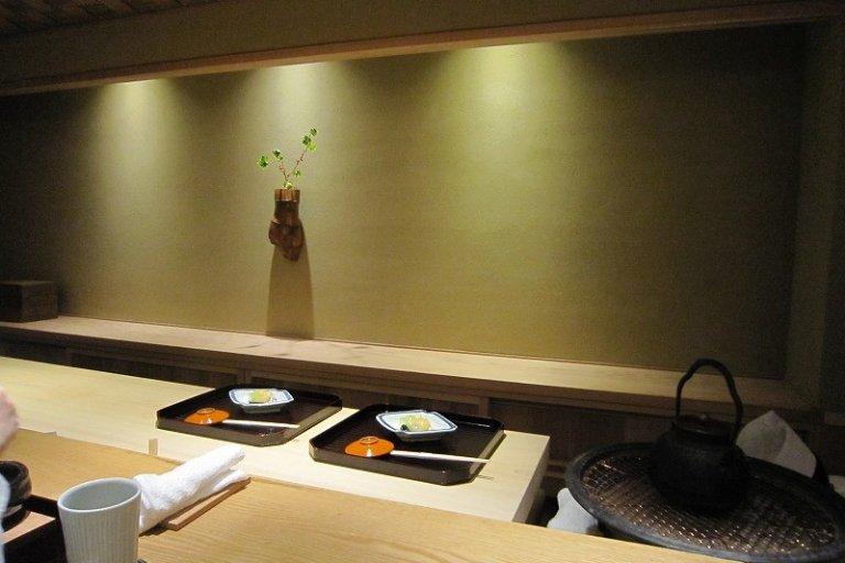 京都「ごだん宮ざわ」を堪能する