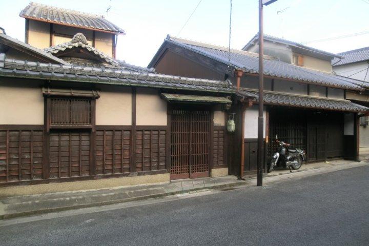 Naramachi Shopping District
