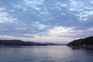 Peaceful Lake Hamana