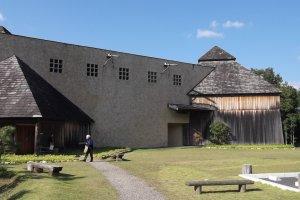 Akino FukuArt Museum near Hamamatsu