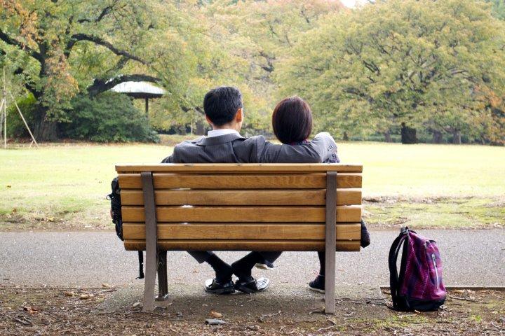 Синдзюку-Гёэн в ноябре