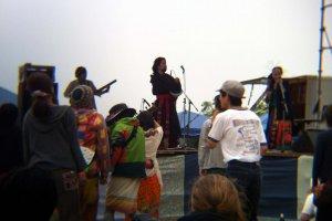 Dewachen at Live Earth Matsuyama