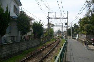 Near Ishigami station