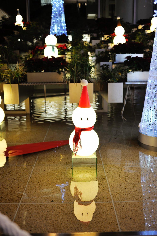 Illumination at West Umeda Underground Mall