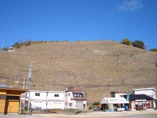 ภูเขาเทอเรซสูงเสียดท้องฟ้า ส่วนใหญ่จะใช้ปลูกมันฝรั่ง