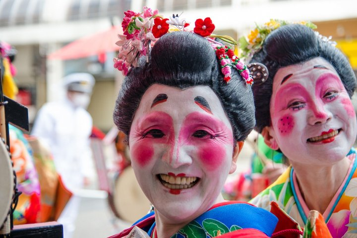 Chindon Festival