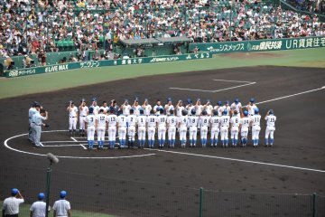 Koshien Stadium: Field of Dreams