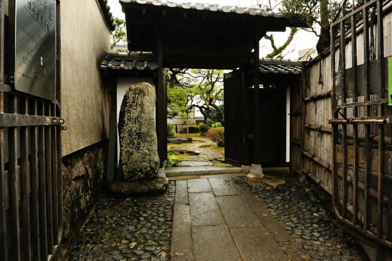 โรงน้ำชานะคะโนะ-ชะยะในนางาซะกิ