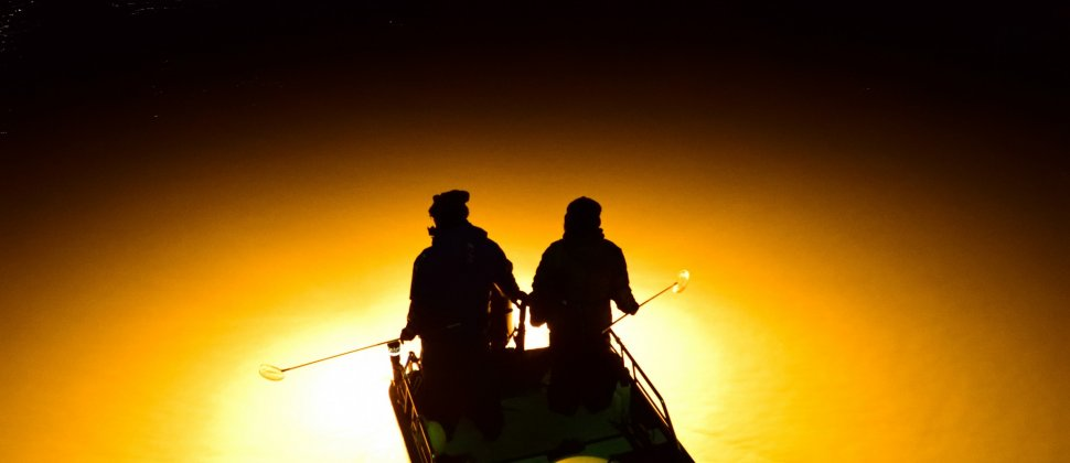 Fantastic Night Fishing