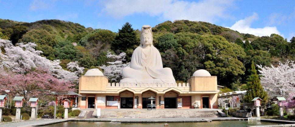 Le Ryôzen Kannon de Kyoto