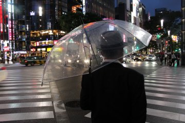 Ginza, A Photographer's Paradise