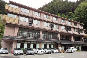 L'hôtel Kazurabashi possède en tout 28 chambres