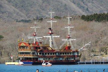 Hakone, le Lac Ashi