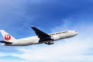 Japan Airlines also fly to Narita from its convenient location in Itami Airport, Osaka