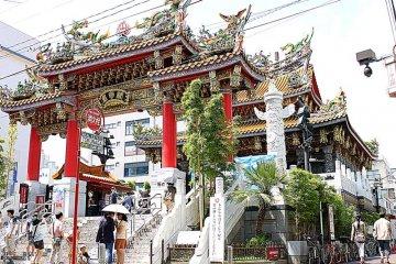 The Roots of Yokohama Chinatown