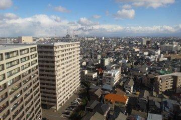 โรงแรม ANA Crowne Plaza ในนิอิกะตะ