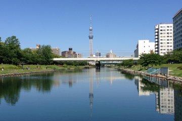 Tokyo Sumida River Cruising