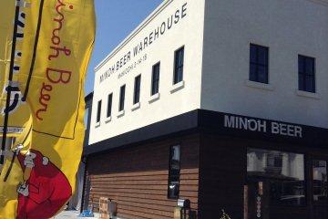 Minoh Beer Warehouse