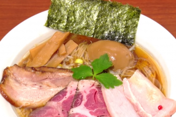 Ramen with Delicious Roast Pork