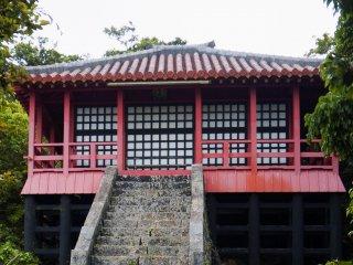 Le temple Sueyoshi