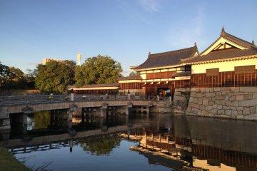 L'Histoire du Château d'Hiroshima