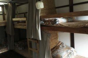 The female dormitory