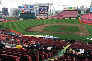 Rakuten Eagles Stadium Upgraded