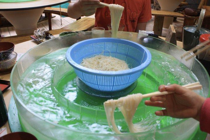 Restaurant Tosenkyo Somen Nagashi
