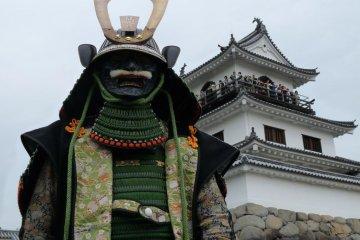 Shiroishi Oni Kajuro Festival