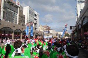 Ohara Festival, held every November