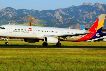 Asiana Daily Flights to Sapporo