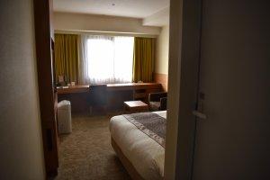 Single Room at Hotel Metropolitan Morioka