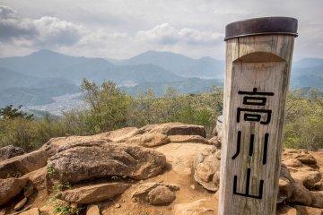 Hiking Yamanashi's Mount Takagawa
