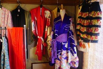 Kimonos et Laques à Nihonbashi