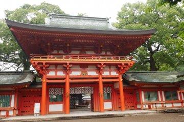 Ngôi đền Hikawa
