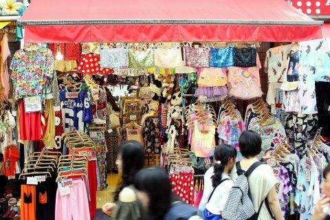 Harajuku Fashion Show